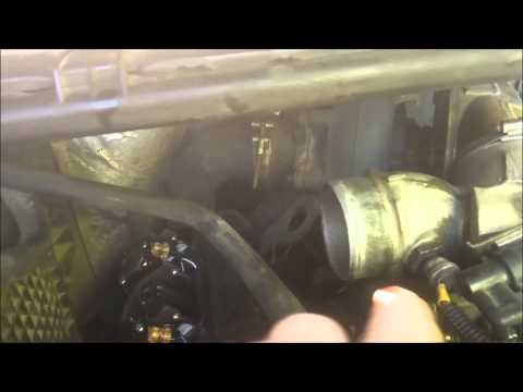 buzz test 7.3 powerstroke f350  injector fault and fix