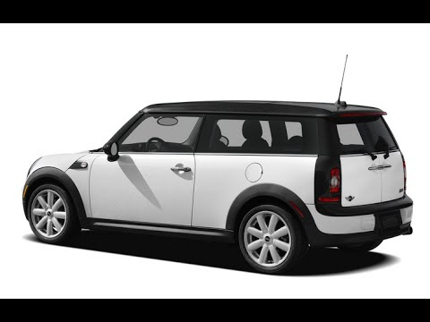 How to replace rear brake pads and rotors on a 2010 mini cooper