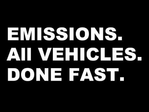 Singleton Emissions Testing Norcross | All Model Years | Fast Smog Test in Norcross