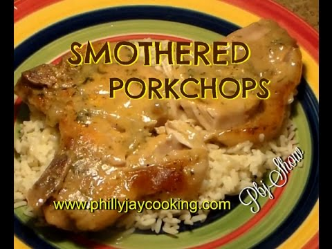 SMOTHERED Baked Pork Chops: Pork Chops & GRAVY Recipe