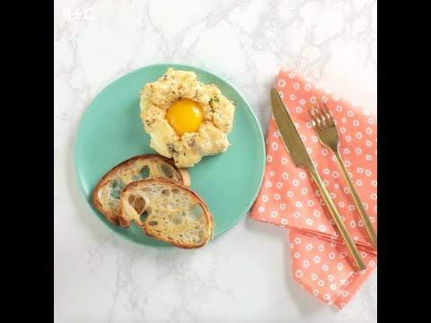 Single Serving: How to Make Fancy AF Egg Clouds
