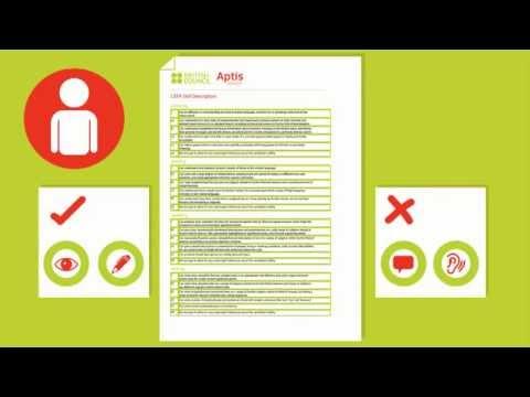 Aptis, Forward Thinking English Testing