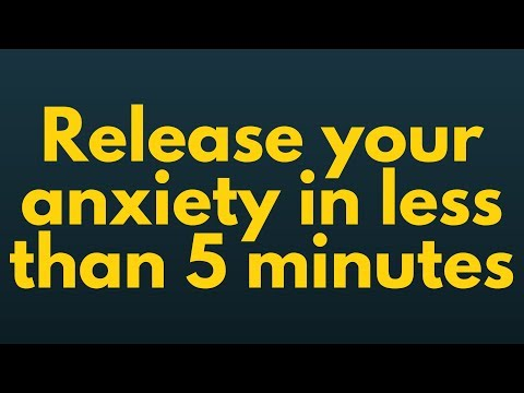Release Inner Conflict & Struggle | Anti Anxiety Cleanse | Stop Overthinking, Worry & Stress