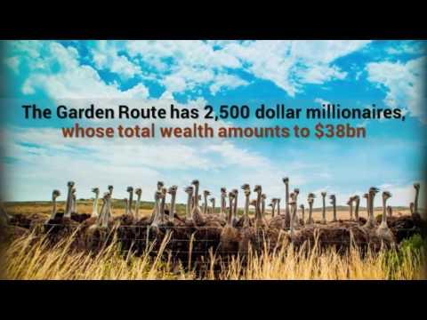 Where do SA's wealthy live?