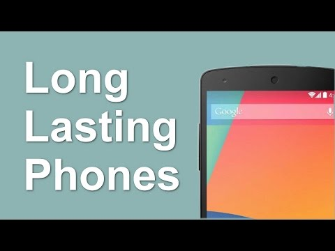 Finding a Phone That Will Last for Years