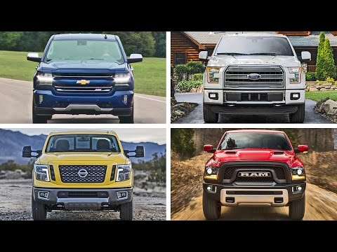 TOP 10 Best Pickup Truck 2016