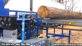 2000 Series Firewood Processor