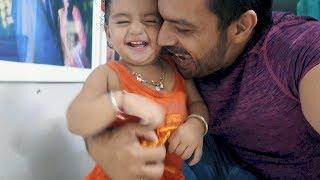 "Rasbhari's first words.. ""Papa"" or ""Mumma"" ?"