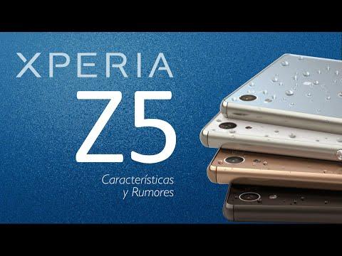 Sony Xperia Z5: Rumores y Características (Español)