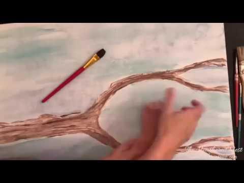 Easy Handprint Art for Christmas