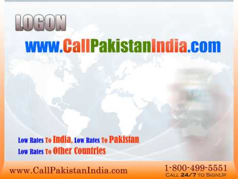 Calling Pakistan,India,Bangladesh with Best Voice Quality low calling rates www.CallPakindia.com