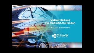 Dynavin N6 - Bedienungsfunktionen - Navigation Interface DVN