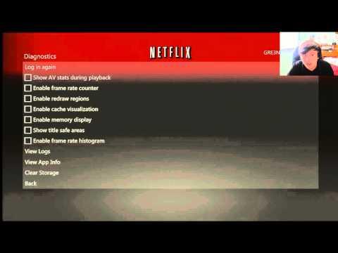Secret netflix menu