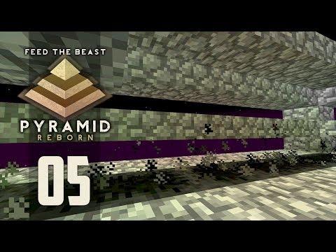 FTB Pyramid Reborn - Ep. 5: CURSED! (Modded Minecraft 1.12)