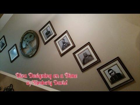 Family Tree Gallery Wall!