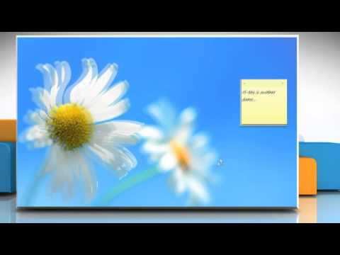 Sticky Notes: create and delete