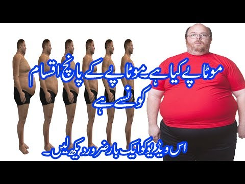 What is Obesity and Five Categories Obesity and Lose Weight