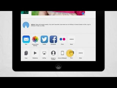 Epson Apple AirPrint | Printing from Your Apple Device