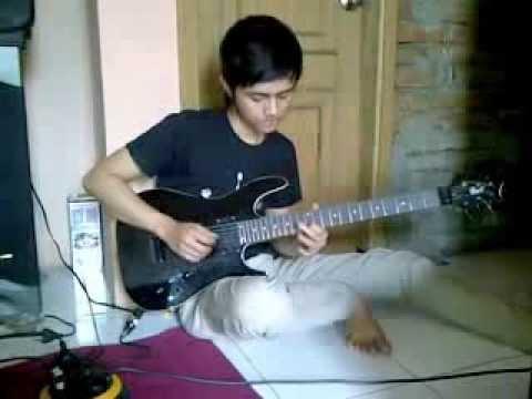 John Petrucci - Glasgow Kiss (Adrian Cover)