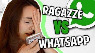 RAGAZZE vs WHATSAPP