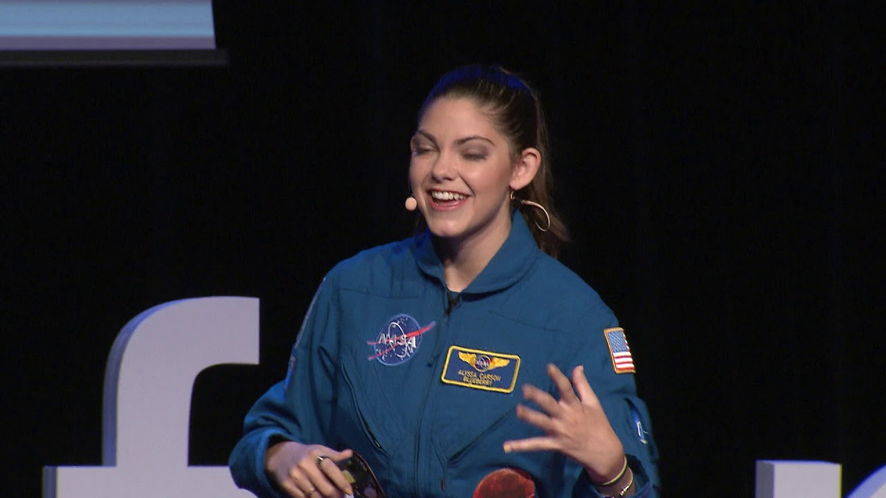 From a Childhood Dream to The First Person On Mars | Alyssa Carson | TEDxKlagenfurt