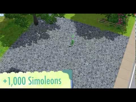 Sims 3 Cheat: 1,000 Simoleons