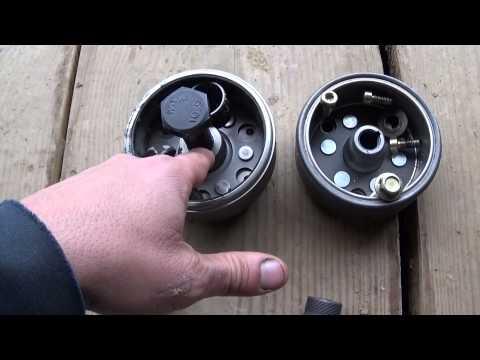 Flywheel pullers, New HD camera