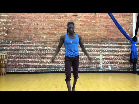 How to do the Helicopter from Capoeira by Fit Arts