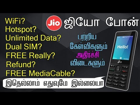 Jio Phone Questions & Answers