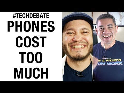 Flagship phones are not worth the price - #TechDebate