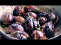 Brinjal Fry Recipe || Stuffed Baingan Fry || Gutti Vankaya Recipe BY My Grandma's