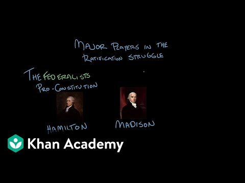 Article VII of the Constitution | US Government and Politics | Khan Academy