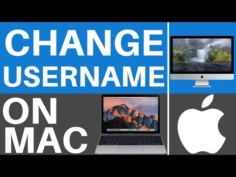 How To Change Username On Mac [Tutorial]