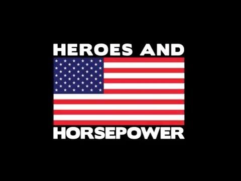 Introducing Heroes & Horsepower - Coming Soon