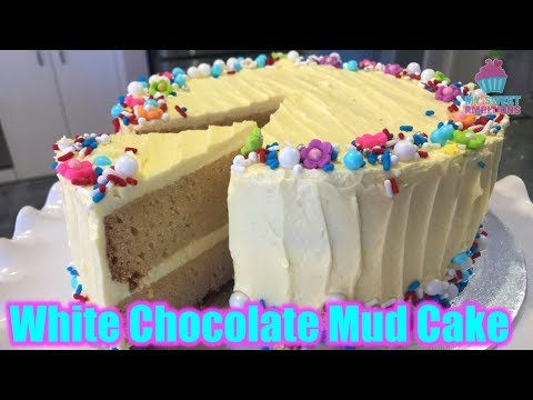 White Chocolate Mudcake