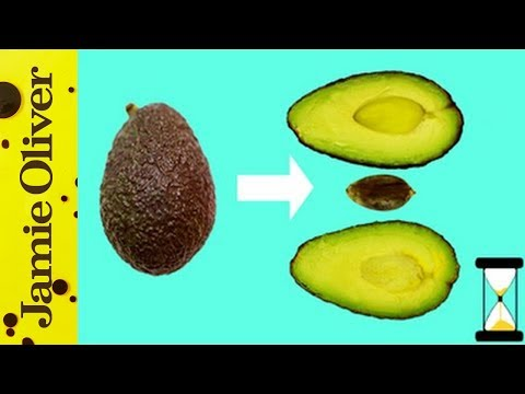 How To NOT get 'Avocado Hand'   Jamie's 1 Minute Tips