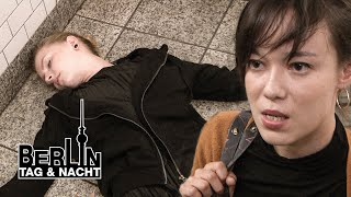 Brutaler Angriff auf Emmi  👊 😲  #2049   Berlin - Tag & Nacht