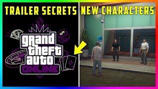 GTA 5 Online Casino DLC Update - SECRET Trailer Details! NEW Characters Coming, BIG Changes & MORE!