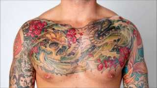 Wwe : 20 coolest tattoos in wwe history