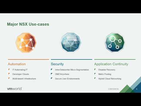 VMworld 2015: NET4989 - The Future of Network Virtualization with VMware NSX