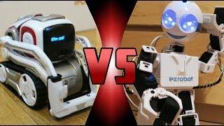 Cozmo VS JD Humanoid (ROBOT DEATH BATTLE!)