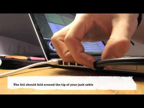 MacBook jack repair