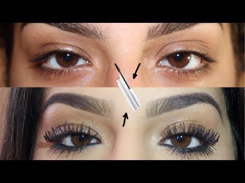 Long Eyelashes With Mascara