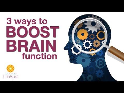 3 Ways to Boost Brain Function | John Douillard's LifeSpa