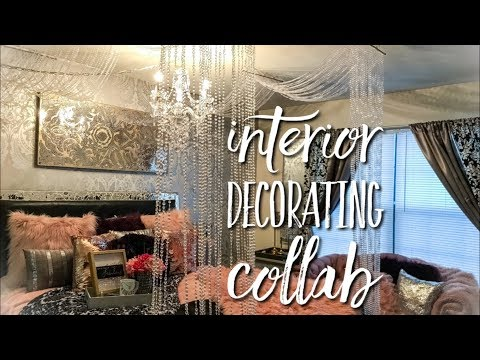 INTERIOR DECORATING COLLABORATION | HOSTED BY SHARON SHE SO FABULOUS