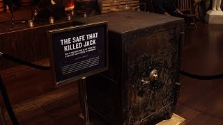 The Strange Story Of How The Founder Of Jack Daniel's Whiskey Died