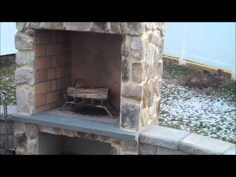 Outdoor Fireplace and Grill for Patios: orserlandscaping.com