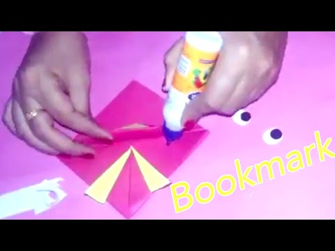 how to make angry bird | paper angry bird||bookmark