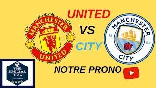 Paris Sportifs Manchester United Manchester City Pronostics