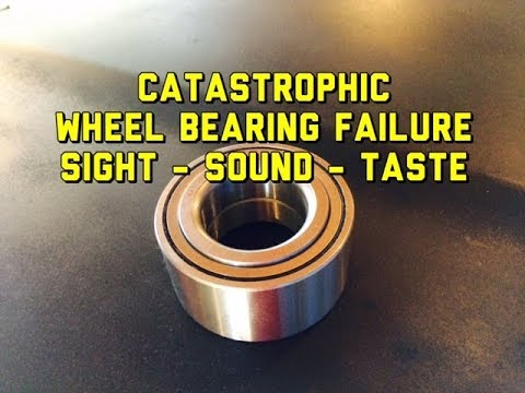 How to tell if your Wheel Bearing is Bad - What a Bad Wheel Bearing Sounds Like - Bundys Garage